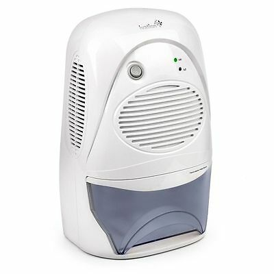 Ivation IVAGDM36 Powerful Mid-Size Thermo-Electric Dehumidifier - Quietly Gather