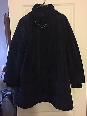 Women Motherhood Maternity Jacket Size L