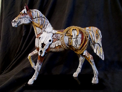 Trail Painted Ponies  Bunkhouse Bronco   Artist: Lynn Bean   12275