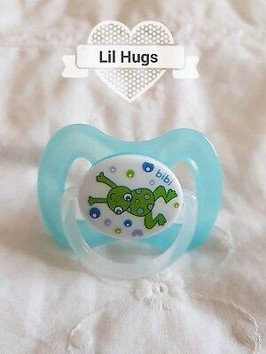 ♡Reborn Baby♡ Cute Frog ♡Magnetic Dummy ~Soother~Reborn Baby Doll