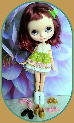 Blythe doll 6 pair footwear* boots-shoes-slippers* your choice* please select*