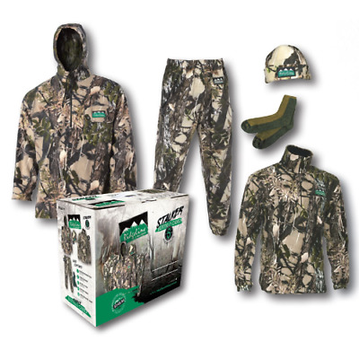 Ridgeline Stalker Pack Buffalo Camo Hunting Clothing