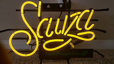 Sauza Tequila Neon Sign | Man cave | Bar | Collectible | Free Shipping