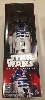 Star Wars E7  R2-D2 12-Inch Action Figure Hero Series - NEW And Sealed.