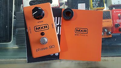 MXR MXR101 Phase 90 Electric Guitar Effect Pedal - Brand New - Rich, Warm Tone