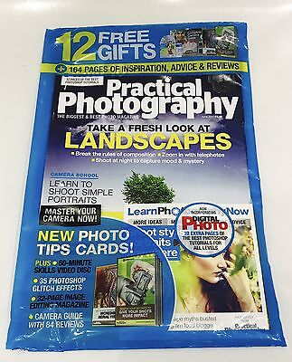 Practical Photography Magazine June 2017 - 12 FREE GIFTS INSIDE! (NEW)