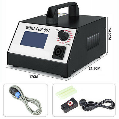 Car WOYO PDR007 Induction Heater For Removal Dents Paintless Repair Hail Tool US