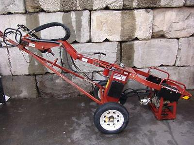General 660 Tow Behind Hydraulic One Man Auger Honda Motor Post Hole Digger  #2