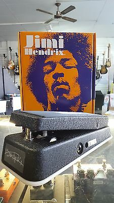 Jim Dunlop JHD1 Jimi Hendrix Signature Wah Effect Pedal for Guitar - R.R.P $259