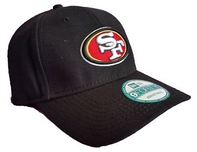 San Francisco 49ers 940 Black New Era Cap *FREE Postage