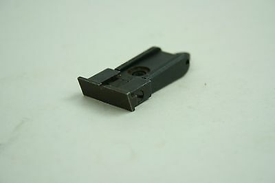 Thompson Center Seneca or Cherokee  Rear Sight  Base and Sub Assembly only