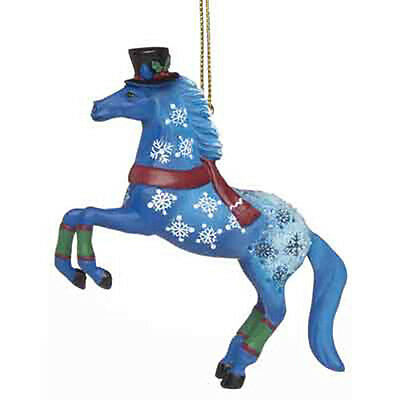 New in Box Trail of Painted Ponies Ornament Jack Frost