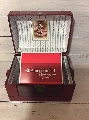 American Girl Doll Rebecca's Chest W/ NIB Costume Outfit