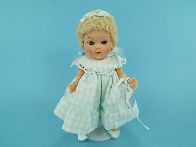 Vogue Ginny Crib Crowd Baby Doll Reproduction