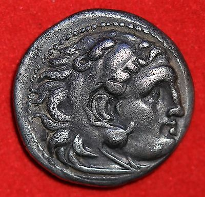 E-Coins Australia Kings of Macedon, Antigonos I Monophthalmos AR Drachm