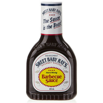 NEW Sweet Baby Rays Original Barbecue Sauce 425ml