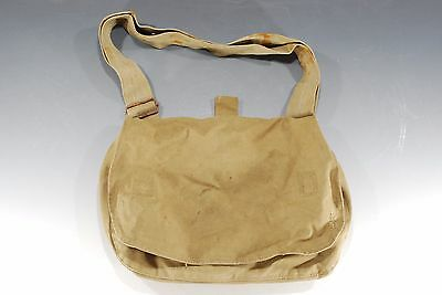 Original Vintage Japanese Military WWII WW2 Army Named Duffel Backpack sack Bag