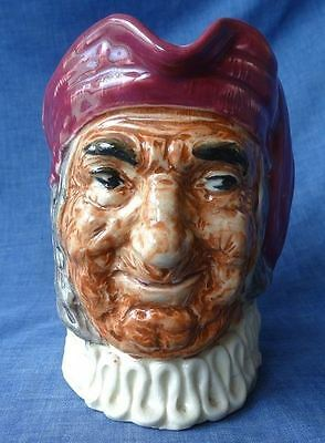 Vintage Character / Toby Jug ~ Simon the Cellarer, Dickens, Large