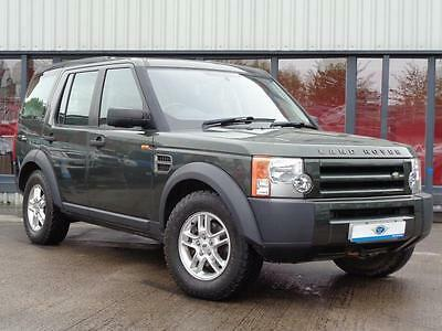 2005 Land Rover Discovery 3 2.7 TD V6 GS 5dr