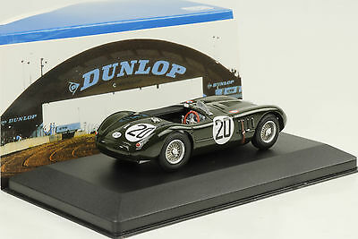1951 Jaguar XK120C #20 24 H Le Mans Winner Walker Withehead 1:43 IXO