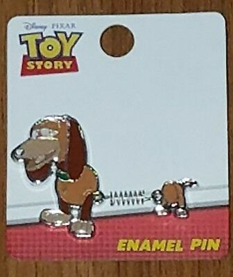 Disney Pixar Toy Story Slinky Dog Pin Loungefly New on Card