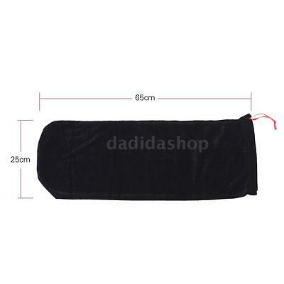 High Quality Satin Fabric Bag Blanket for 3/4 4/4 Full Size Violin Black E1M6