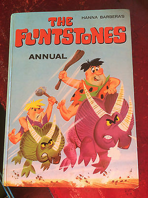 The Flintstones Annual 1968 Hanna Barbera's