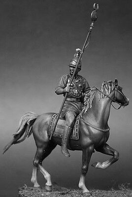 Ancient Rome, Cavalry of the army of Hannibal. 54 mm Lead Figure
