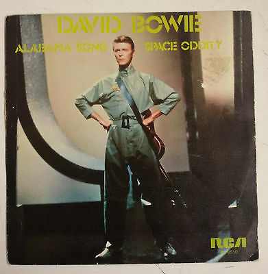 "David Bowie Alabama Song Single 7"" España 1980"