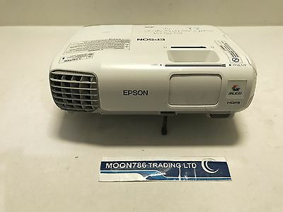 Epson Eb-X25 Hdmi 3Lcd Projector Used 1503 Lamp Hours Tested Working - Ref 1109