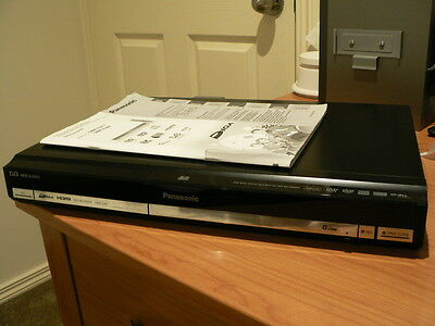 Panasonic DMR-EX87 DVD / HDD HD Tuner Recorder-Faulty- DVD no Read - Spare parts