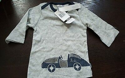 ** BONDS Baby boy long sleeve Top Size 0 - new **