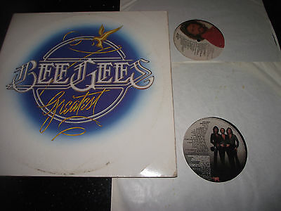 MINT- THE BEE GEES GREATEST 2x LP USA RSO RS 2 4200 1979