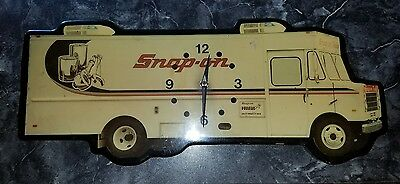 Vintage 1970's Snap-On Tools Truck Clock