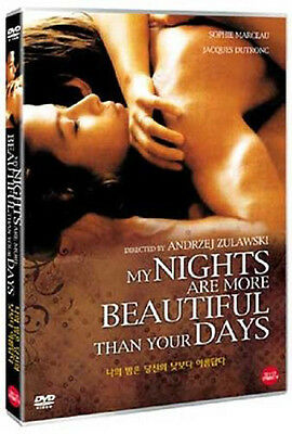My Nights are More Beautiful Than your Days (1989) / Sophie Marceau / DVD, NEW