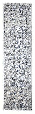 Hallway Runner Rug Traditional Extra Long FREE DELIVERY All Sizes Available Blue
