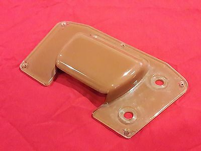 Vintage  1953 Usa Gibson Br-9  Lap Steel Guitar Pickup Control Cover 1954 1955