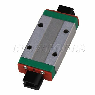 Mini MGN9H Extension Guide Rail Sliding Block for Linear Sliding Device