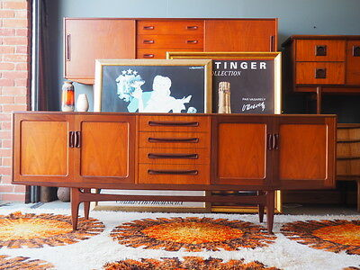 Mid Century Teak G-Plan Sideboard Credenza Cabinet UK DELIVERY AVAILABLE