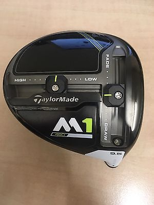 Taylormade 2017 M1 460 9.5 Degree Driver Head Only