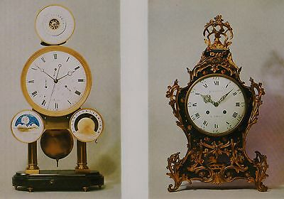 CLOCKS, SCIENTIFIC INSTRUMENTS and WATCHES SOTHEBYS AUCTION CATALOGUE