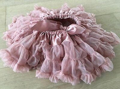 BOB & BLOSSOM Dusty Pink Tutu Infant 0-18 Months