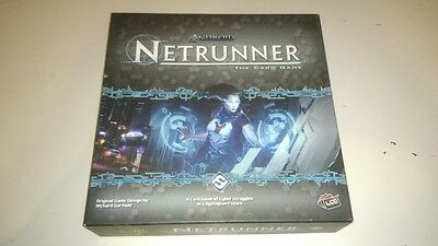 Android Netrunner Card Game LCG Collection - Near Mint Condition 100% complete
