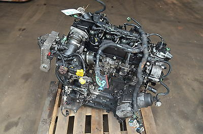 G8DB Motor Ohne Anbauteile Ford Focus 1.6 Tdci Trend 80 KW 109 PS