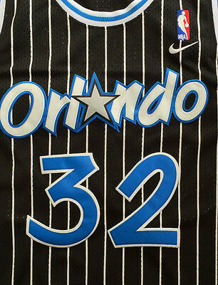 Classic Orlando  32 Shaquille O'Neal Basketball Jersey throwback