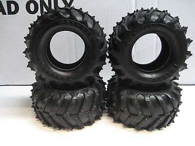 Traxxas 1870 Terra Spiked 2.2 1/10 Truck Tires - set of 4