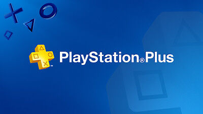 PS PLUS 28 DAY TRIAL - PS4 - PS3 - PS Vita - PLAYSTATION