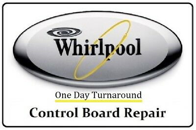 W10175764 Whirlpool Laundry Washer Control Board Repair with Error Code F35