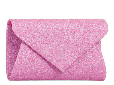 Faux Leather Elegant Ladies Brand Party Evening Clutch Bags H730
