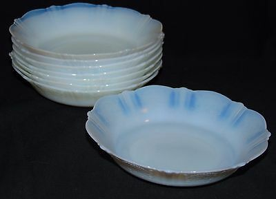"8 Macbeth Evans AMERICAN SWEETHEART MONAX *6"" CEREAL BOWLS*"